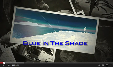 Dee Arthur James Blue in the shade Youtube promo clip