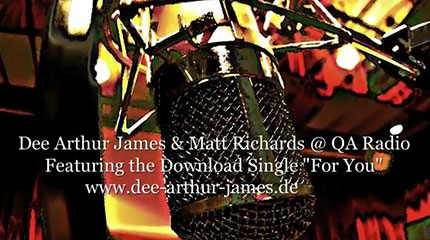 Dee Arthur James @ YouTube